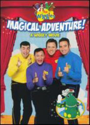 The Wiggles. Magical adventure a wiggly movie