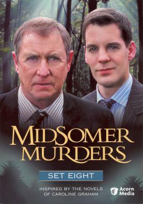 Midsomer murders. Set eight