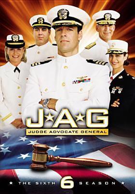 JAG, Judge Advocate General. The sixth season