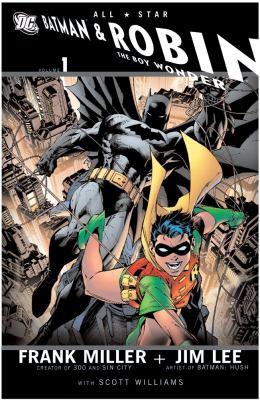 All-Star Batman & Robin, the Boy Wonder. Volume 1