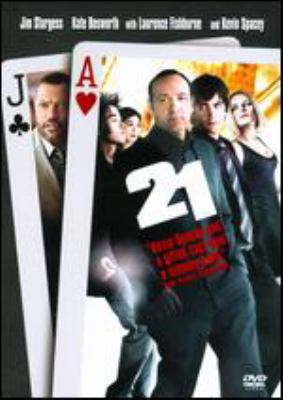 21 / Columbia Pictures presents in association with Relativity Media, a Trigger Street/Michael De Luca production ; produced by Dana Brunetti, Kevin Spacey, Michael De Luca ; screenplay by Peter Steinfeld and Allan Loeb ; directed by Robert Luketic.