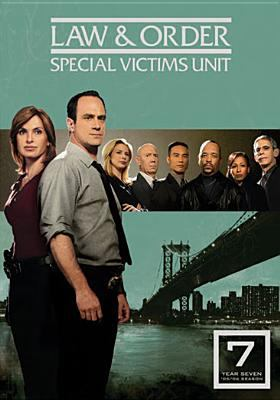 Law & order: Special Victims Unit. Year seven, '05/'06 season