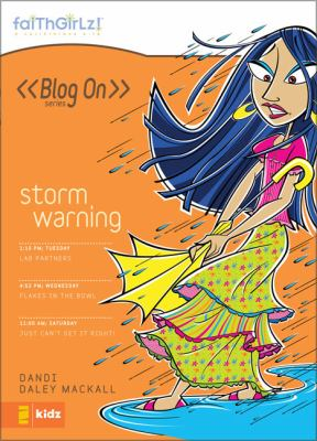 Storm warning / Dandi Daley Mackall.