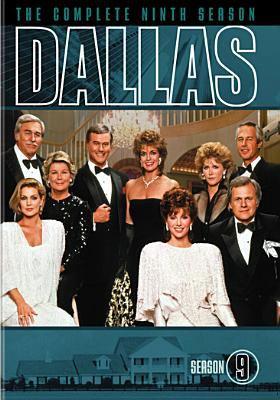 Dallas. The complete ninth season