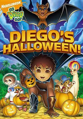 Go Diego go!. Diego's Halloween