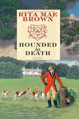 Hounded to death a novel
