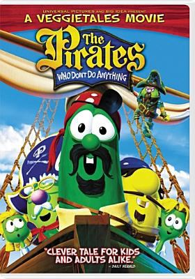 The pirates who don't do anything : a VeggieTales movie / Universal Pictures presents ; a Big Idea production ; producers, David Pitts, Phil Vischer, Mike Nawrocki, Paula Marcus ; written by Phil Vischer ; directed by Mike Nawrocki.