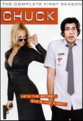 Chuck. The complete first season