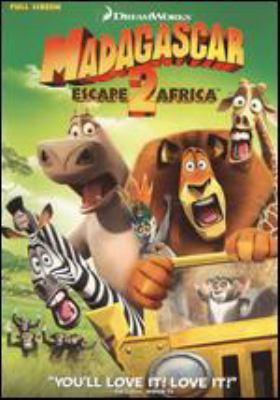 Madagascar. Escape 2 Africa
