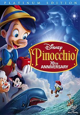 Pinocchio / RKO Radio Pictures ; Walt Disney presents ; supervising directors, Ben Sharpsteen, Hamilton Luske ; a Walt Disney production.