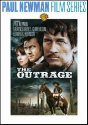 The outrage [videorecording] / [presented by] Metro-Goldwin-Mayer ; a Martin Ritt Production ; screenplay by Michael Kanin ; produced by A. Ronald Lubin ; directed by Martin Ritt.
