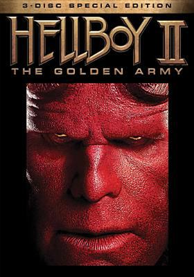 Hellboy II : the golden army