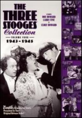 The Three Stooges collection. Volume four, 1943-1945