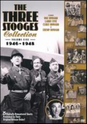 The Three Stooges collection. Volume five, 1946-1948