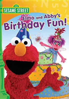 Sesame Street. Elmo and Abby's birthday fun!
