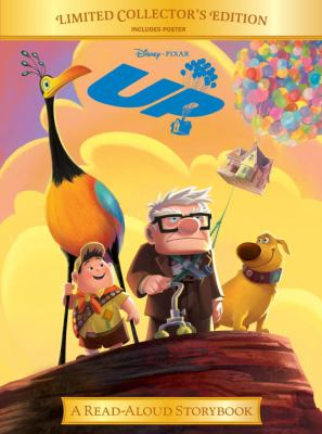 Up : a read-aloud storybook