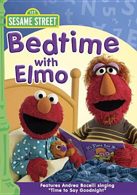 Sesame Street. Bedtime with Elmo