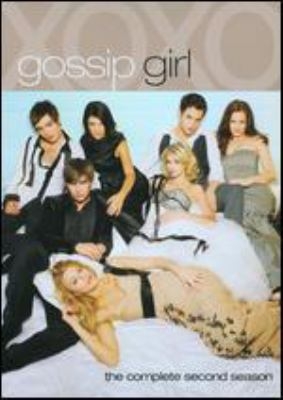Gossip girl. The complete second season