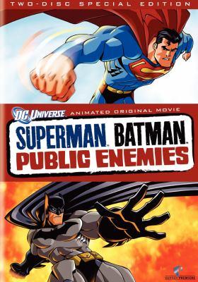 Superman/Batman. Public enemies