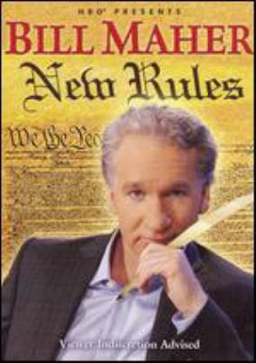 Bill Maher new rules