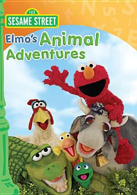 Sesame Street. Elmo's animal adventures