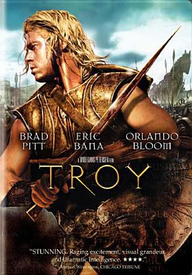 Troy [videorecording] / Warner Bros. Pictures ; directed by Wolfgang Petersen ; produced by Wlofgang Petersen, Diana Rathbun, Colin Wilson ; screenplay by David Benoff.