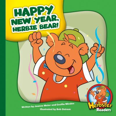Happy new year, Herbie Bear!