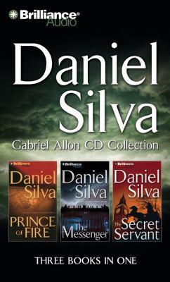 Daniel Silva Gabriel Allon CD collection three books in one.