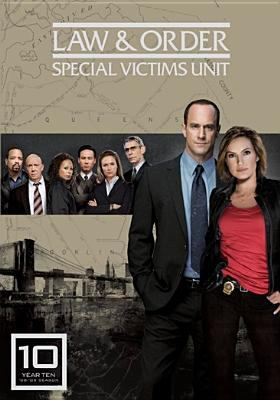 Law & order, special victims unit. Year 10