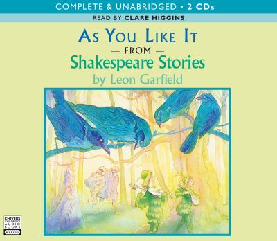 As you like it from Shakepeare stories