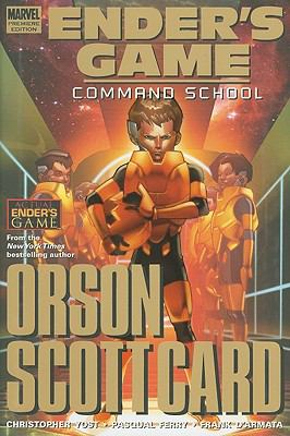 Ender's game. Command school