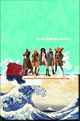 Nextwave, agents of H.A.T.E. : ultimate collection