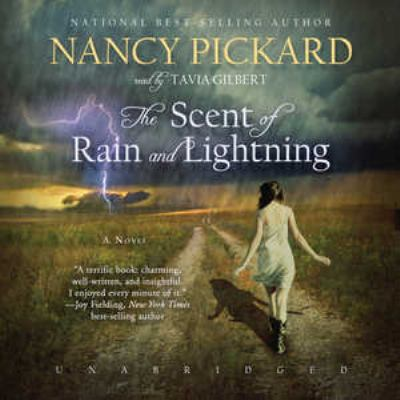 The scent of rain and lightning a novel