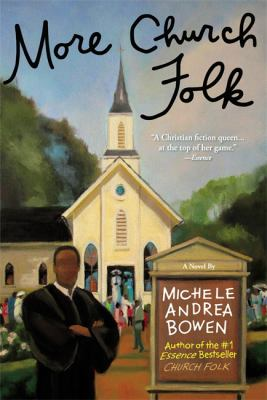 More church folk / Michele Andrea Bowen.