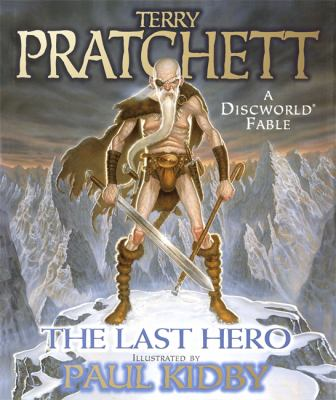 The last hero : a Discworld fable