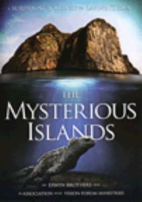 The mysterious islands : a surprising journey to Darwin's Eden