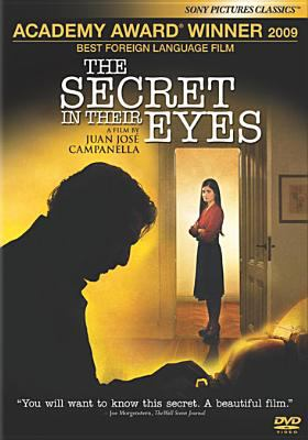 El secreto de sus ojos = The secret in their eyes