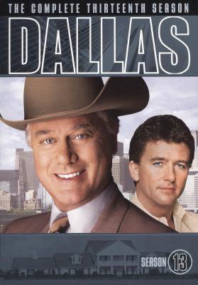 Dallas. The complete thirteenth season