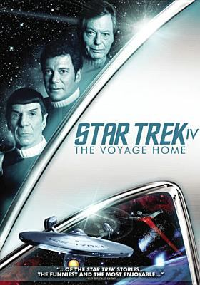 Star trek. IV, The voyage home