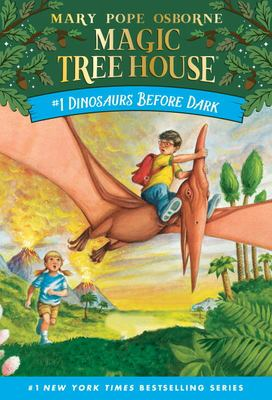 Magic Tree House  book cover