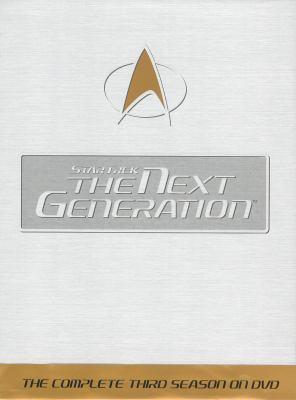 Star trek, the next generation. Season 3