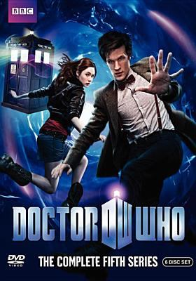 Doctor Who. The complete fifth series