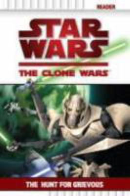 Star Wars, the Clone Wars. The hunt for Grievous