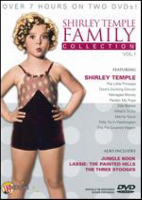 Shirley Temple family collection. Vol. 1