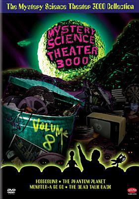 The mystery science theater 3000 collection. Volume 8