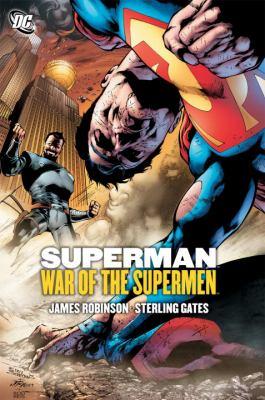 Superman. War of the Supermen