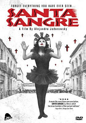 Santa sangre [videorecording] / Claudio Argento presents ; screenplay by Alejandro Jodorowsky, Roberto Leoni, Claudio Argento ; produced by Claudio Argento for Intersound Production ; directed by Alejandro Jodorowsky.