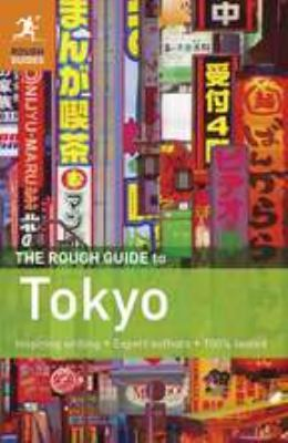 The rough guide to Tokyo.