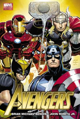 The Avengers. [Vol.1] / Brian Michael Bendis, writer ; John Romita Jr., penciler ; Klaus Janson, Tom Palmer, inker ; Dean White, colorist ; VC's Cory Petit, letterer.