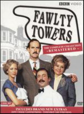 Fawlty Towers. The complete collection, remastered